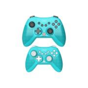 Джойстик геймпад набор 2шт iPega PG-SW019 Switch Handle Parent-Child Suit Bluetooth голубой