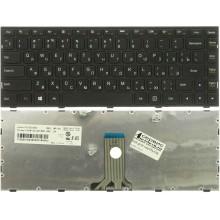 Клавиатура NFC для ноутбука Lenovo Flex 14 G40-30 G40-70 черная RU совместимая