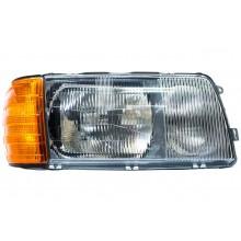Блок-фара автомобильная для MERCEDES-BENZ S-Class W126 Bosch 0301065310 391 с поворотником совм.партномер A1268209061