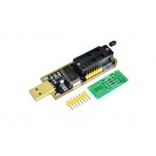 Программатор CH341a USB для FLASH и EEPROM