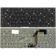 Клавиатура NFC для ноутбука Asus A45 K45A U44 черная без рамки RU совместимая