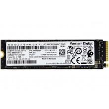 Твердый накопитель Western Digital sn730 512 gb