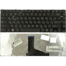 Клавиатура NFC для ноутбука Toshiba C840, C840D, C845, C845D, L830, L835, L840 черная RU совместимая