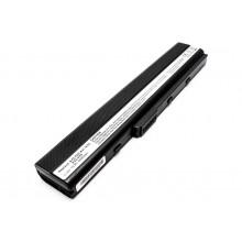 Аккумулятор NFC для ноутбука Asus 10.8V 4400mAh A42-K52, K42, A52, X52 совместимый