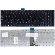 Клавиатура NFC для ноутбука Asus X553M X553MA K553M X555 K555 черная RU совместимая