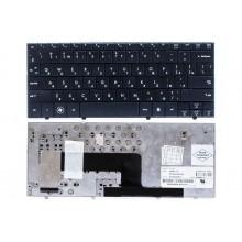 Клавиатура NFC для ноутбука HP Compaq Mini 102, 110-1000, CQ10-100 черная без рамки RU совместимая