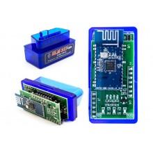 Автосканер NFC OBD2 Bluetooth ELM327 v1.5 Bluetooth PIC18f25k80 на двух платах