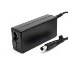 Блок питания NFC для ноутбука HP 18.5V 3.5A 65W 7.4x5.0мм 608425-003 609939-001 ADP-65HB BC для EliteBook 2570p, 2560p совместимый без кабеля питания