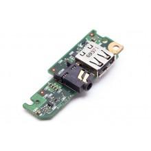 Плата портов для материнской платы HP Compaq Mini 110 SPS 581325-001 б.у.
