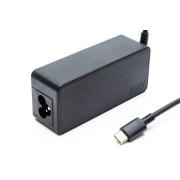 Блок питания NFC для ноутбука Lenovo 20V 2.25A 15V 3A 9V 2A 5V 2A 45W Type C USB ADLX45YCC2A без кабеля питания
