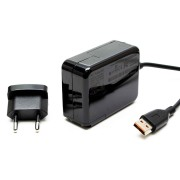 Блок питания NFC для ноутбука Lenovo 20V 2A 40W USB со скосом разъема ADL40WCG, ADL40WDA для  Lenovo Yoga 3 Pro, 900,  Miix 700, планшет MiiX 700 Pro совместимый