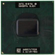 Процессор для ноутбука Intel SLGE4 2.66/6M/1066 T9550 б.у.