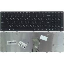 Клавиатура NFC для ноутбука Lenovo G500 G510 G700 черная RU совместимая