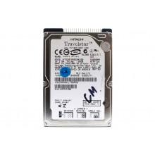 "Жесткий диск HDD IDE 2,5"" 60Gb Hitachi PATA б.у."