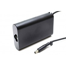 Блок питания NFC для ноутбука Dell 19.5V 3.34A 65W 4.5x3.0мм разъём тонкий с иглой slim 4g совместимый без кабеля питания