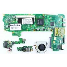 Материнская плата для ноутбука HP Compaq mini CQ10, 6050A2326001-MB-A02, 594804-001 б.у.