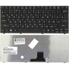 Клавиатура NFC для ноутбука Acer Aspire One 1410 1810T 1830 751 черная RU совместимая