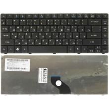 Клавиатура NFC для ноутбука Acer Aspire 3810 3810T 4810T черная RU совместимая
