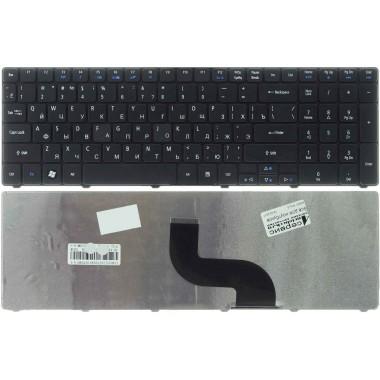 Клавиатура для ноутбука Acer Aspire 5810T 5742 5750 черная RU