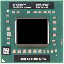 Процессор AMD A6-3400M 1700MHz AM3430HLX43GX